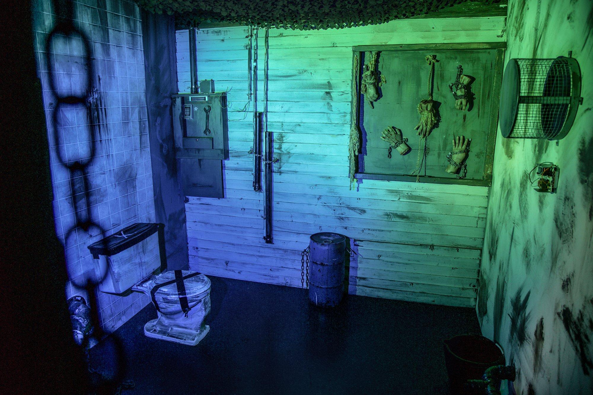 Horror Escape Immersive And Thrilling Escape Room
